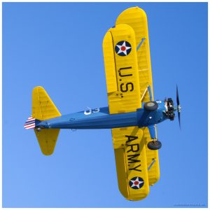 Stearman 03 aerobatics
