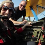 Buckle up the seatbelt for the aerobatic ride of your life in a Stearman!