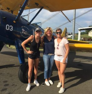Stearman ride gift certificate for your family!