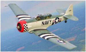 Brown Aviation T6 Texan